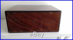 75ct Elie Bleu rosewood humidor