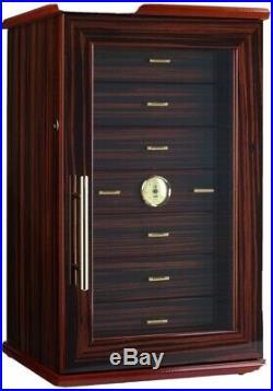 Adorini Chianti Grande Deluxe Cigar Humidor -300 Cigar Capacity