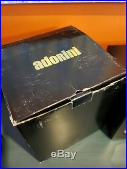 Adorini Chianti Medium Deluxe Cigar Humidor NIB Fits up to 126 Cigars
