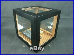 Adorini Humidor Cube Medium Deluxe