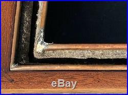 Antique Locking Benson & Hedges London, New York, Montreal Cigar Humidor