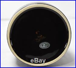 BYRON PARTAGAS Serie P No. 1 CIGAR Procelain JAR HUMIDOR LIMITED MADE IN CUBA