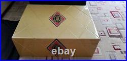 CAO Cigars Gold 10th Anniversary Limited Edition Humidor 100 Capacity RARE
