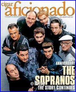 CAO The sopranos Edition Cigar Humidor