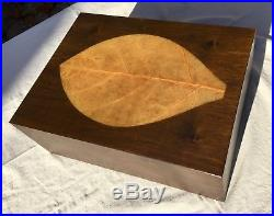 Cave à cigares Zino DAVIDOFF Macassar -Cigar humidor Zino DAVIDOFF Macassar wood