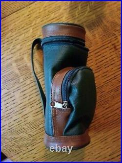 Cigar Case Golf Bag Humidor 8 Tall never used