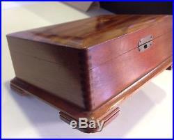 Cigar box empty HOYO MONTERREY HAVANA habana Vintage humidor