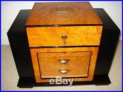 Cigar cabinet humidor, 200 count