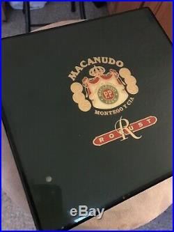Daniel Marshall Macanudo Humidor