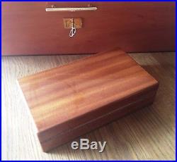 Davidoff Humidor, Zigarillobox, TOP Zustand, sehr dekorativ und hochwertig