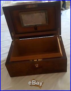 Dunhill Burr Walnut Cigar Humidor Box -delightful