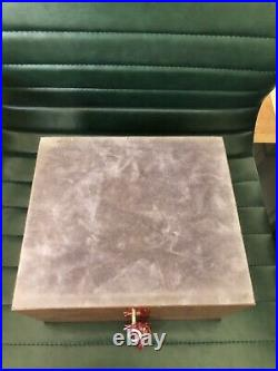 Dunhill Made In France Humidor With Key