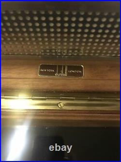 Dunhill x Rolls-Royce Vintage Cigar Humidor