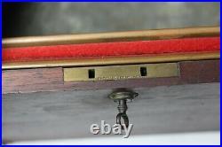 English Edwardian Cigar Humidor by Benson & Hedges made for John Bethune Stein
