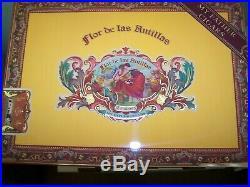 FLOR DE LAS ANTILLAS SUN GROWN by MY FATHERS CIGAR Humidor
