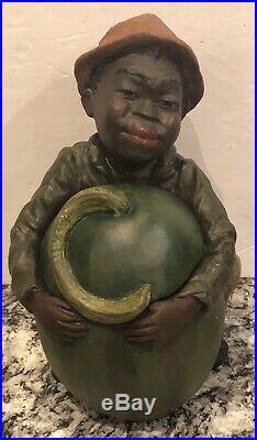 Fabulousnardy Tobacco Jarman With Watermelonfigural1880sso Rare