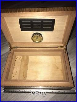Gentili Cigar Humidor Box