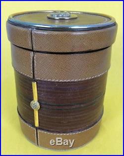Gucci'Horsehead' Cylindrical Cigar Humidor