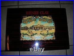 Henry Clay Habana 2000 Humidor La Flor De Henry Clay -Dominican Republic (SKP)