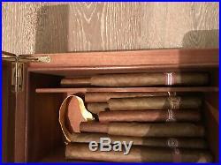 Humidor Elie Bleu Paris 70 100 Zigarren Palisander