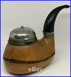 (INV #53) Rare Dunhill Pipe Humidor Dunhill
