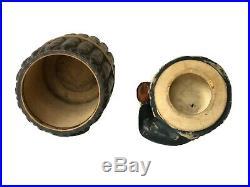 JOHANN MARESCH Tobacco Jar Humidor GESUNDHEIT BEER
