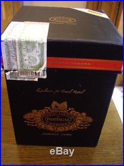 Jar cigare humidor giara sigari puros jarra caja zigarren porzellan (no cigar)