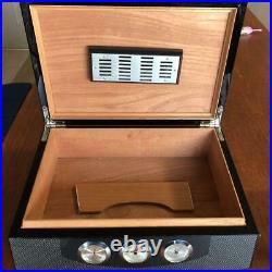 Lamborghini Humidor Cigar Tobacco Box Case pre owned