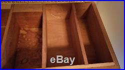 Macanudo-partagas Wooden Retail Display Cigar Box/humidor