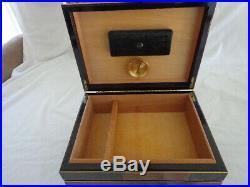 Made I N Italy Humidor Cigar Box