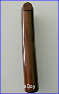 New Never Used Don Diego Pocket 2 Cigar Humidor Wood
