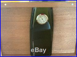 Original Porsche Design CARBON Humidor P'3681 Tischhumidor 50 Cigars NP 950,-