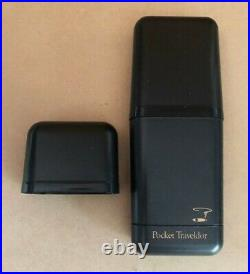 Pocket Traveldor Cigar Travel Humidor Never Used