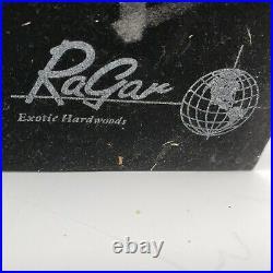 RaGar Exotic Hardwood Humidor