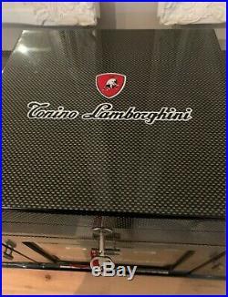 Rare Cigar humidor Torino Lamborghini