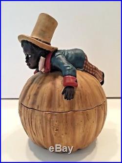 Rare & Exceptional Tobacco Jar #3231 By Johann Maresch 1821-1914
