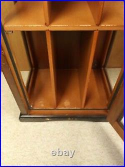 Rare Tall Romeo Y Julieta Humidor Full Size Stacking Humidor/ Liquor Cabinet