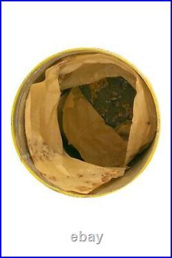 Rare1910s Beechnut litho 50 cigar humidor tin in fair condition