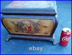 Romeo Y Julieta Cigar Vintage Humidor Wood Box