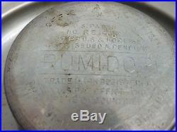 Rumidor Cedar-Lined Copper/Leather Humidor