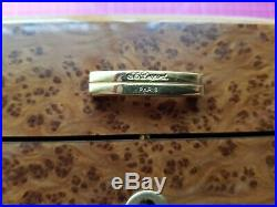 S. T. DUPONT Humidor 96 cigars