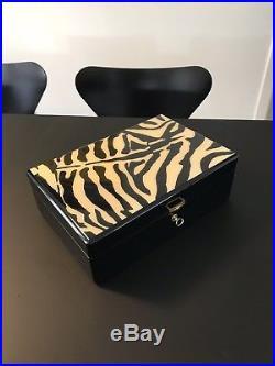 ST Dupont Zebra Cigar Humidor