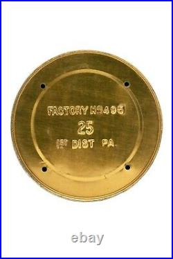 Scarce 1920s EPCO humidor litho 25 cigar tin in excellent condition