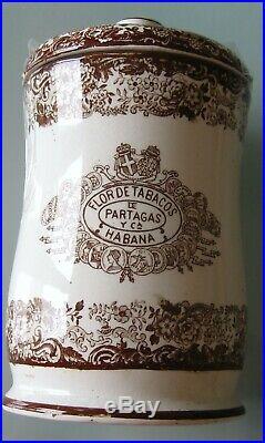 Sehr alter Partagas (Kuba) Cigar Zigarren Humidor Sammlerstück toller Zustand