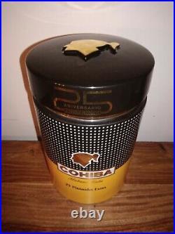 Seltmann Piramides Extra JAR 25 Aniversario 5th Avenue Porzellan Humidor