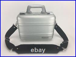 The Ambassador by Zero Halliburton Travel Humidor Briefcase