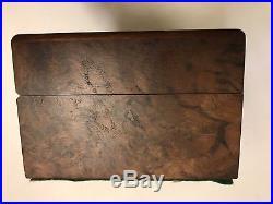 Vintage Alfred Dunhill Cigar box Humidor I think Beautiful