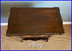 Vintage Tobacco Humidor Stand Smoking Stand Cigar Cabinet Table RADIO SMOKER