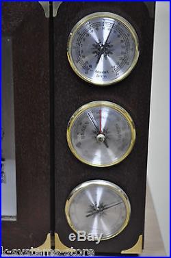 Wooden Vintage Humidor 31 x 60 x 37 cm Very Rare and Beautifull Humidor