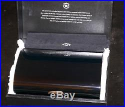 Zino (Davidoff) Platinum Cavern Humidor Lack schwarz, unbenutzt & OVP, UVP 2300